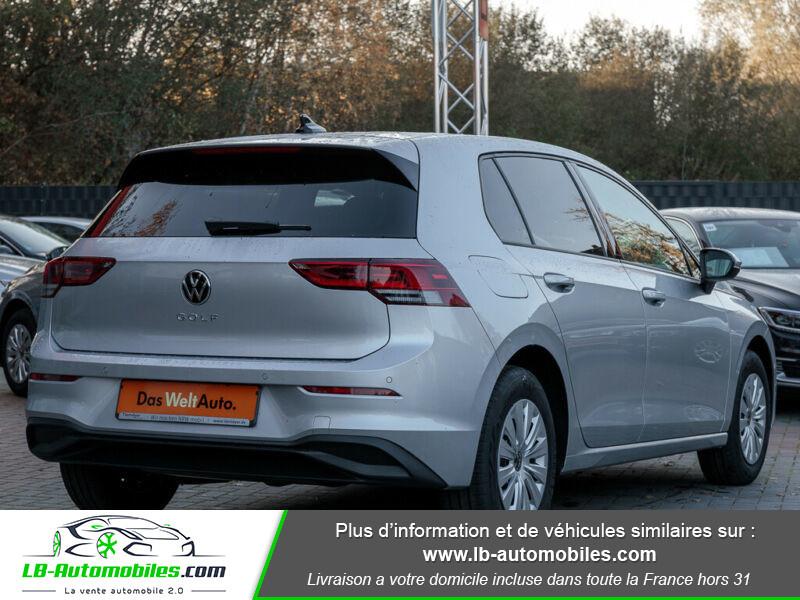 Volkswagen Golf VIII 1.0 TSI 110 Argent occasion à Beaupuy - photo n°2