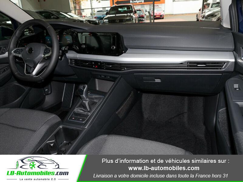 Volkswagen Golf VIII 1.0 TSI 110 Bleu occasion à Beaupuy - photo n°2