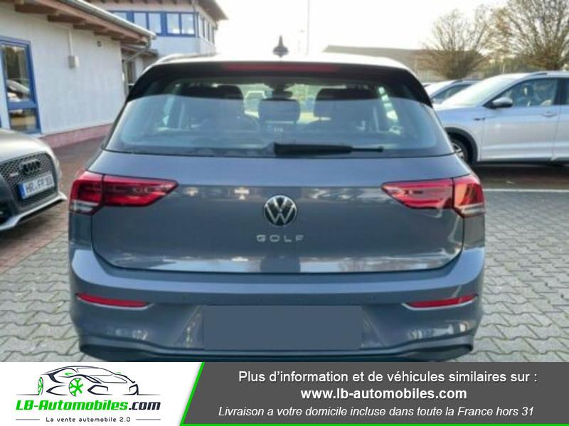 Volkswagen Golf VIII 1.0 TSI 110 Gris occasion à Beaupuy - photo n°3