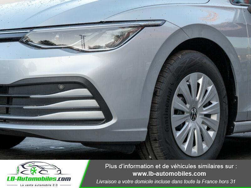 Volkswagen Golf VIII 1.0 TSI 110 Argent occasion à Beaupuy - photo n°6
