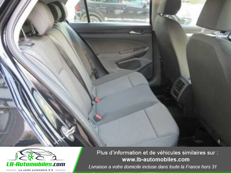 Volkswagen Golf VIII 1.0 TSI 110 Noir occasion à Beaupuy - photo n°5
