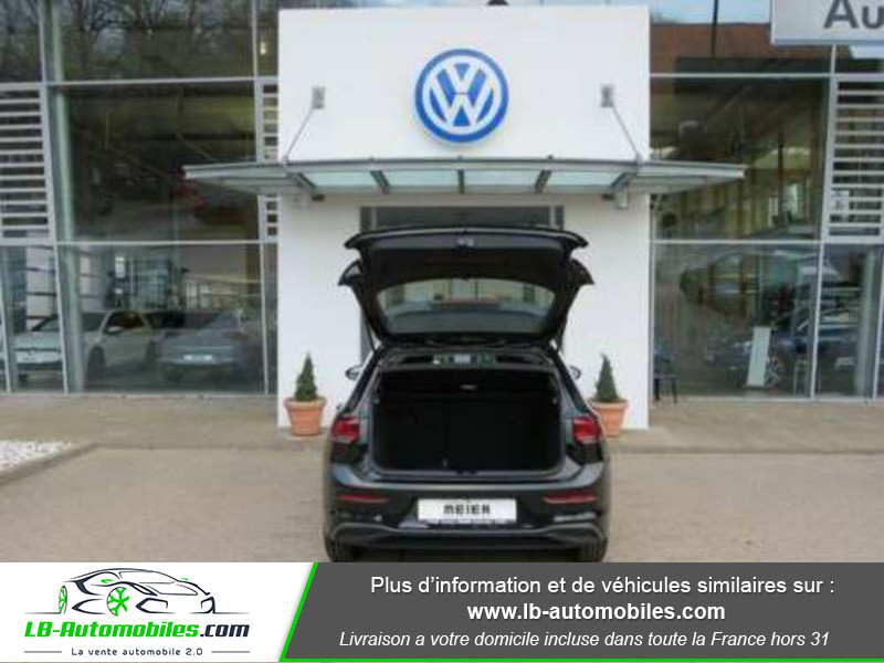 Volkswagen Golf VIII 1.0 TSI 110 Noir occasion à Beaupuy - photo n°9