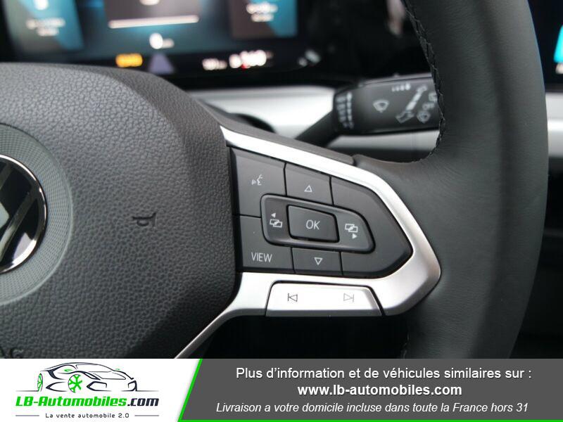 Volkswagen Golf VIII 1.0 TSI 110 Blanc occasion à Beaupuy - photo n°9