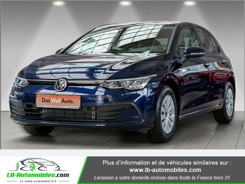 Volkswagen Golf VIII 1.0 TSI 110 Bleu occasion à Beaupuy