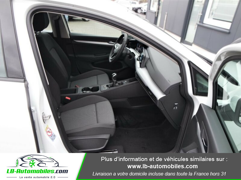 Volkswagen Golf VIII 1.0 TSI 110 Blanc occasion à Beaupuy - photo n°17