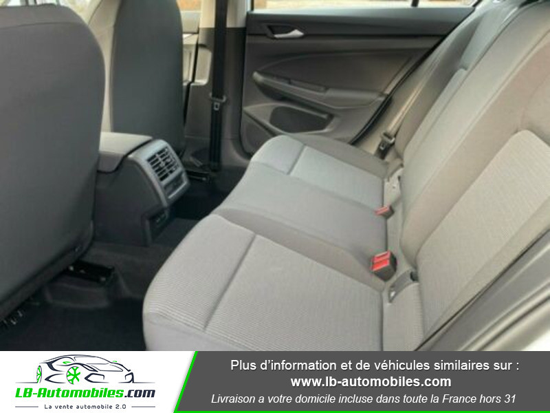 Volkswagen Golf VIII 1.0 TSI 110 Blanc occasion à Beaupuy - photo n°5