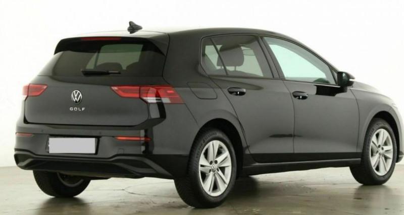 Volkswagen Golf VIII 1.5 TSI Life Business 05/2020 BV6 Noir occasion à Saint Patrice - photo n°4