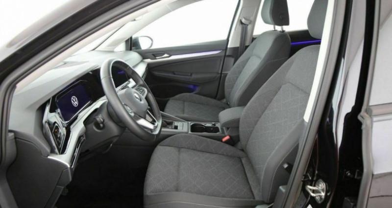 Volkswagen Golf VIII 1.5 TSI Life Business 05/2020 BV6 Noir occasion à Saint Patrice - photo n°5