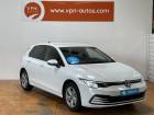 Volkswagen Golf VIII 2.0 TDI 150 CH DSG 7 Style 1st Blanc 2020 - annonce de voiture en vente sur Auto Sélection.com