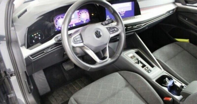 Volkswagen Golf VIII 2.0 TDI 150  DSG Life Gris occasion à Saint Patrice - photo n°6