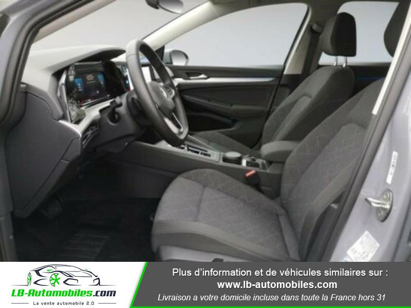 Volkswagen Golf VIII 2.0 TDI 150 Gris occasion à Beaupuy - photo n°4