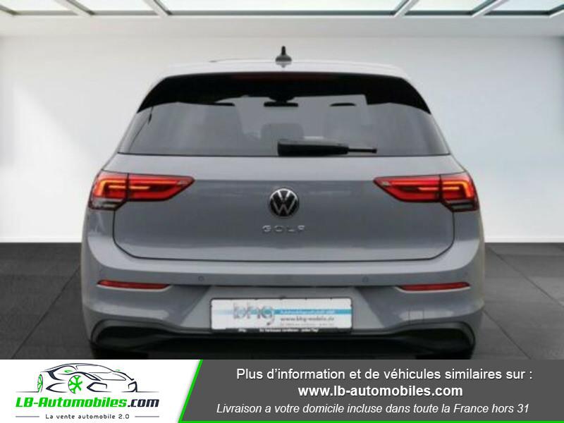 Volkswagen Golf VIII 2.0 TDI 150 Gris occasion à Beaupuy - photo n°8