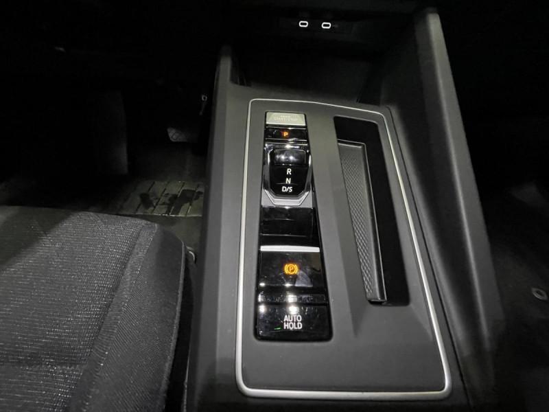 Volkswagen Golf VIII 2.0 TDI 150CH DSG 7 CONNECT GPS Noir occasion à Labège - photo n°8