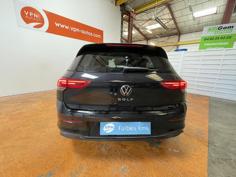 Volkswagen Golf VIII 2.0 TDI 150CH DSG 7 CONNECT GPS Noir occasion à Labège - photo n°13