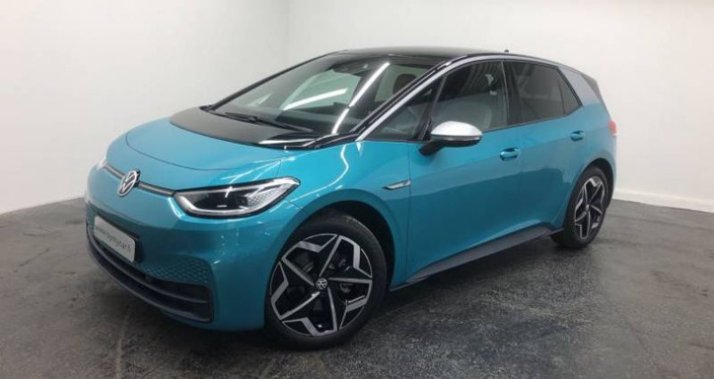 Volkswagen ID.3 204 ch 1st Plus Noir occasion à AHUY