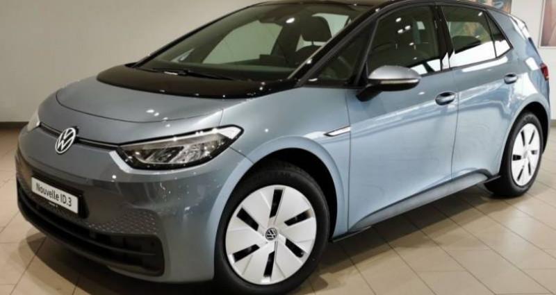 Volkswagen ID.3 204 ch Life Bleu occasion à LADOIX-SERRIGNY