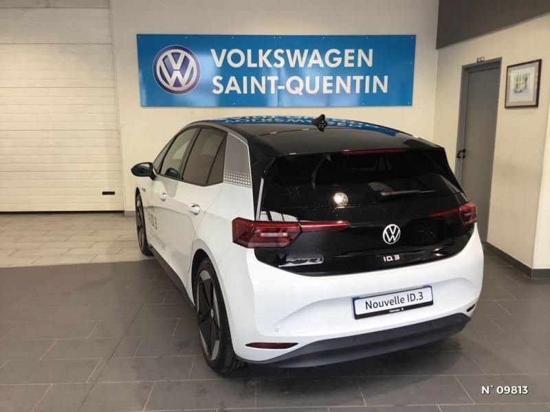 Volkswagen ID.3 204ch 1st Max Blanc occasion à Saint-Quentin - photo n°6