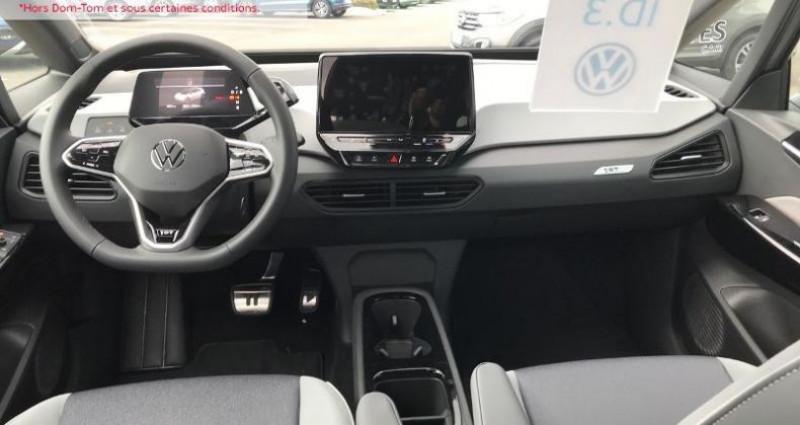 Volkswagen ID.3 204ch 1st Plus Gris occasion à La Rochelle - photo n°6