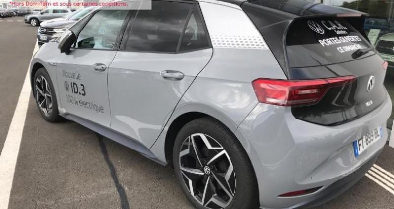 Volkswagen ID.3 204ch 1st Plus Gris occasion à La Rochelle - photo n°5