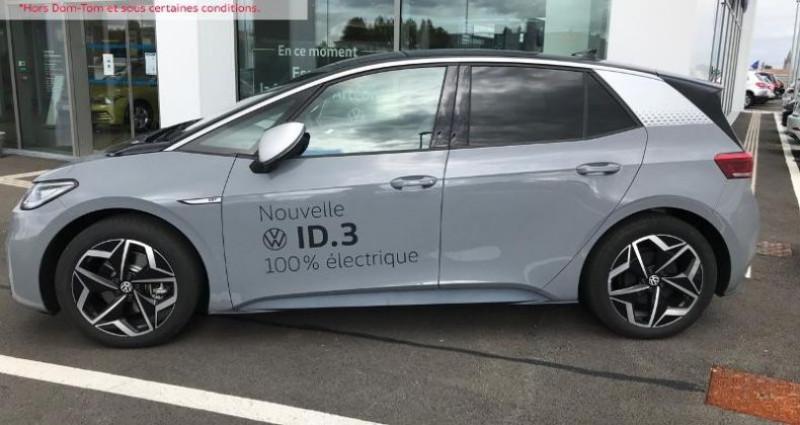Volkswagen ID.3 204ch 1st Plus Gris occasion à La Rochelle - photo n°3