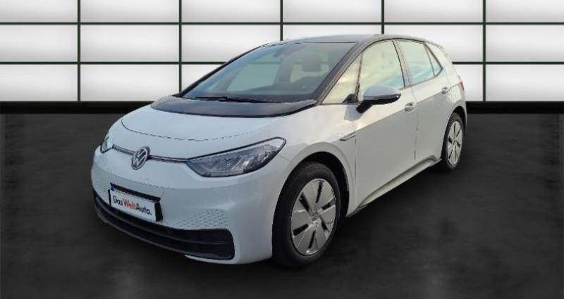 Volkswagen ID.3 58 kWh - 145ch Life Blanc occasion à La Rochelle