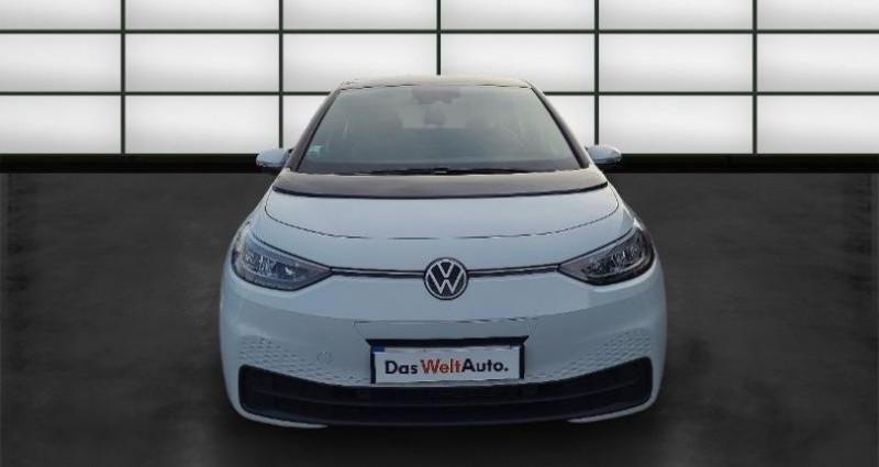 Volkswagen ID.3 58 kWh - 145ch Life Blanc occasion à La Rochelle - photo n°2