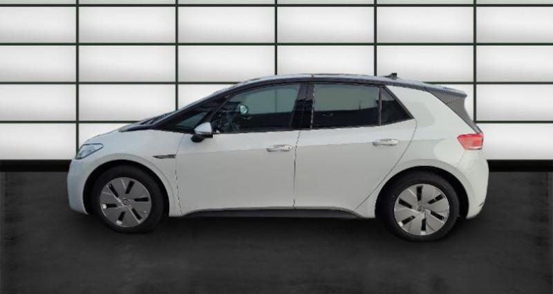 Volkswagen ID.3 58 kWh - 145ch Life Blanc occasion à La Rochelle - photo n°3