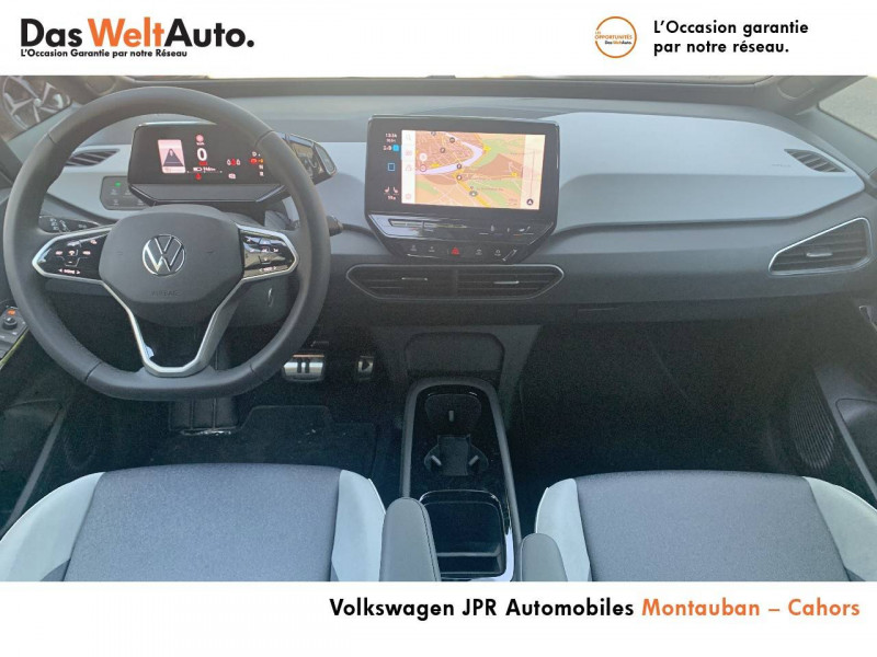 Volkswagen ID.3 ID.3 145 ch Business 5p Gris occasion à Cahors - photo n°5