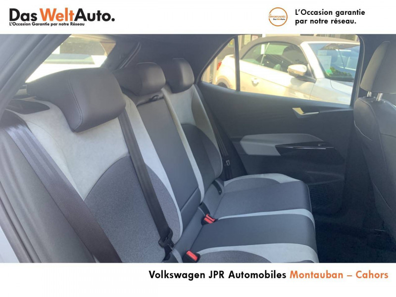 Volkswagen ID.3 ID.3 145 ch Business 5p Gris occasion à Cahors - photo n°7
