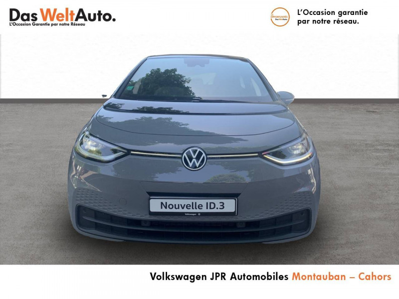 Volkswagen ID.3 ID.3 145 ch Business 5p Gris occasion à Cahors - photo n°2