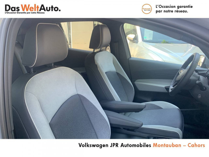Volkswagen ID.3 ID.3 145 ch Business 5p Gris occasion à Cahors - photo n°6