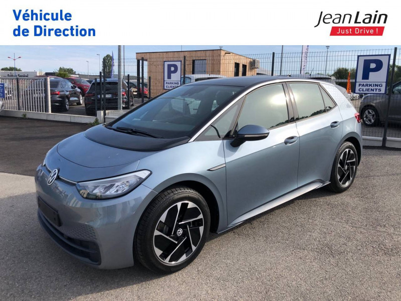 Volkswagen ID.3 ID.3 150 ch City 5p Bleu occasion à Margencel