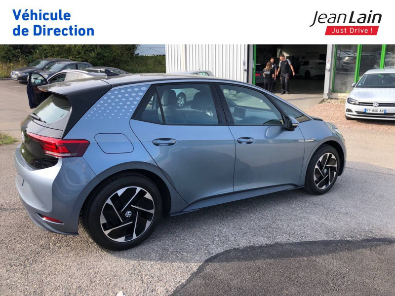 Volkswagen ID.3 ID.3 150 ch City 5p Bleu occasion à Margencel - photo n°5