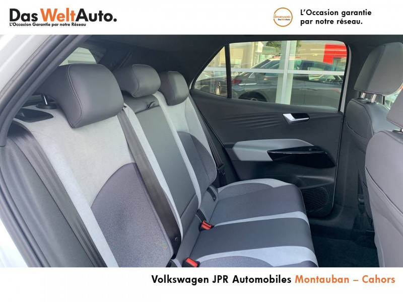 Volkswagen ID.3 ID.3 204 ch Family 5p Blanc occasion à montauban - photo n°7