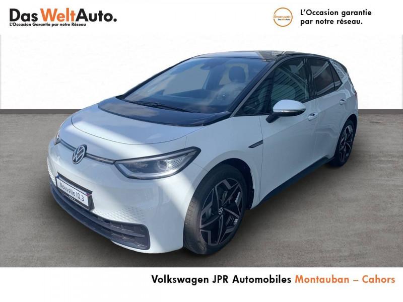 Volkswagen ID.3 ID.3 204 ch Family 5p Blanc occasion à montauban