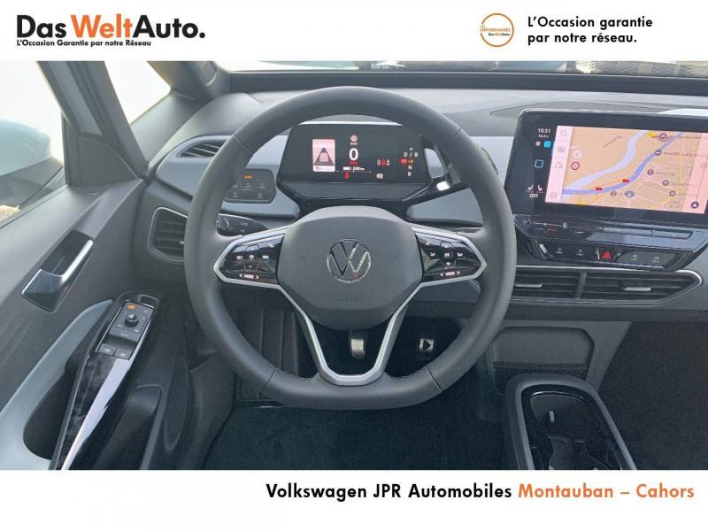 Volkswagen ID.3 ID.3 204 ch Family 5p Blanc occasion à montauban - photo n°10