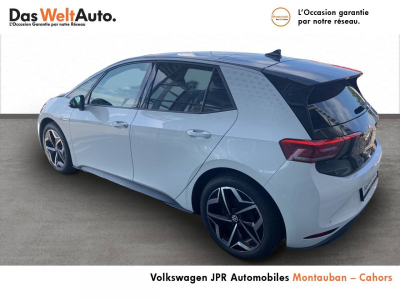 Volkswagen ID.3 ID.3 204 ch Family 5p Blanc occasion à montauban - photo n°4
