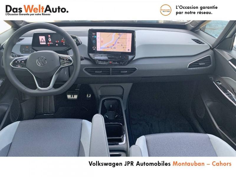 Volkswagen ID.3 ID.3 204 ch Family 5p Blanc occasion à montauban - photo n°5