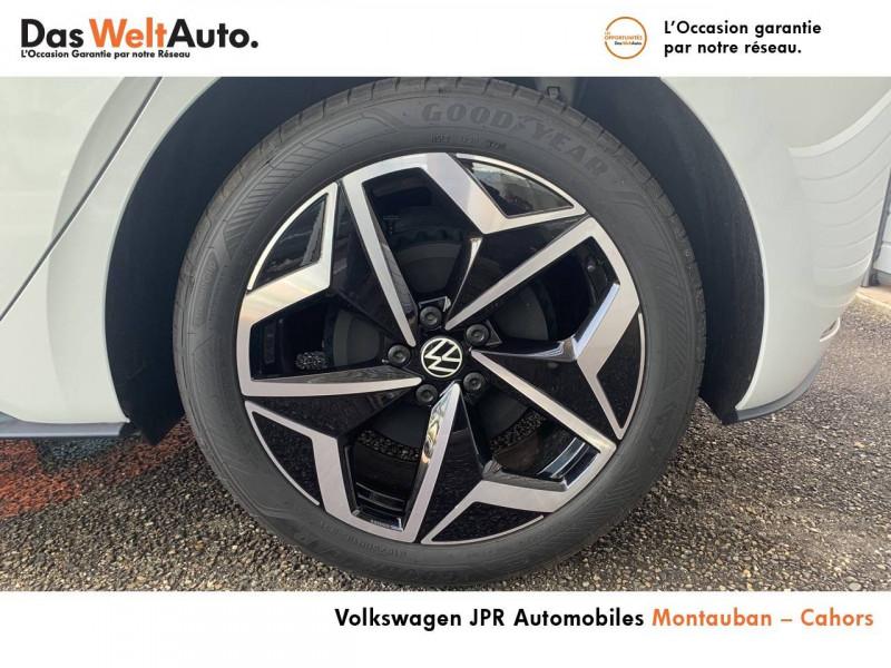 Volkswagen ID.3 ID.3 204 ch Family 5p Blanc occasion à montauban - photo n°9