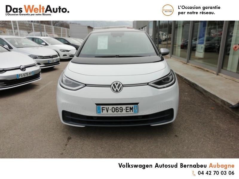 Volkswagen ID.3 Pro Performance 204ch 1st Plus Blanc occasion à AUBAGNE - photo n°5