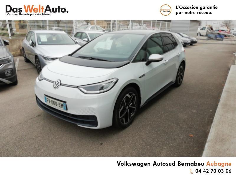 Volkswagen ID.3 Pro Performance 204ch 1st Plus Blanc occasion à AUBAGNE