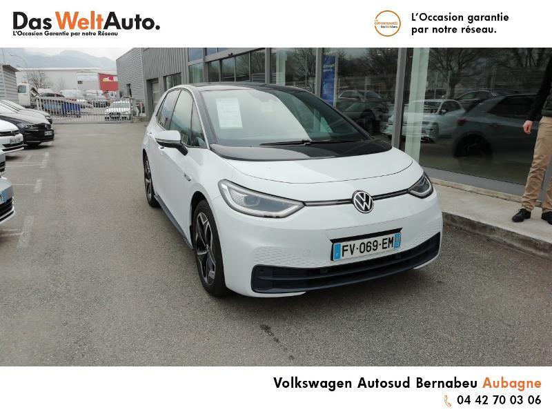 Volkswagen ID.3 Pro Performance 204ch 1st Plus Blanc occasion à AUBAGNE - photo n°2
