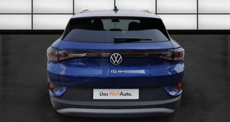 Volkswagen ID.4 204ch 1st Max Bleu occasion à La Rochelle - photo n°4