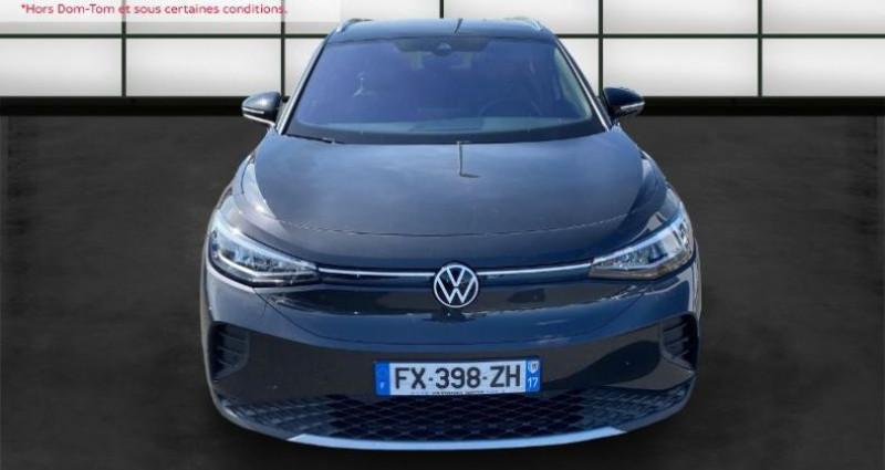 Volkswagen ID.4 204ch 1st Gris occasion à La Rochelle - photo n°2