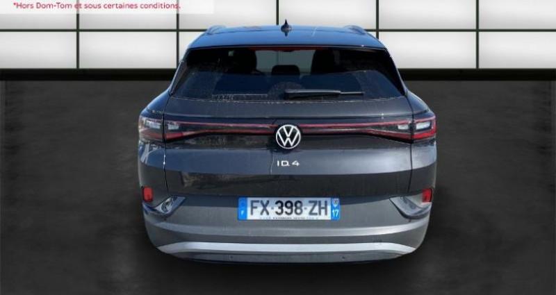 Volkswagen ID.4 204ch 1st Gris occasion à La Rochelle - photo n°4