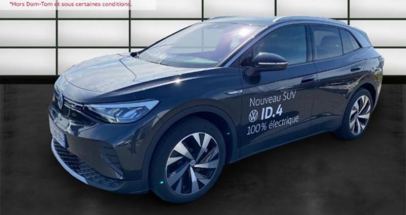 Volkswagen ID.4 204ch 1st Gris occasion à La Rochelle