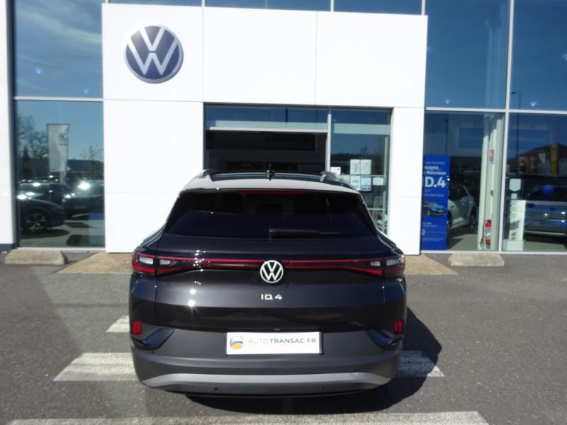 Volkswagen ID.4 204ch 1st Gris occasion à Onet-le-Château - photo n°5