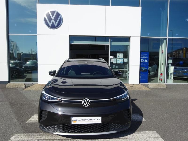 Volkswagen ID.4 204ch 1st Gris occasion à Onet-le-Château - photo n°2