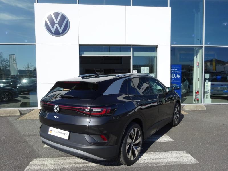 Volkswagen ID.4 204ch 1st Gris occasion à Onet-le-Château - photo n°4