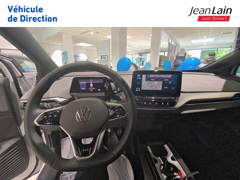 Volkswagen ID.4 ID.4 204 ch 1st 5p Blanc occasion à Voiron - photo n°12